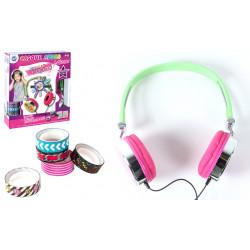 Grossiste Melody Star - mon casque audio à décorer