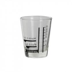 Grossiste verre doseur de 3.5cl