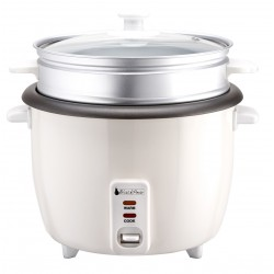 Rice cooker and food...