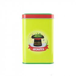 Grossiste boîte en métal pour aromates
