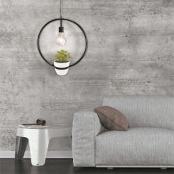 Grossiste suspension décorative en forme de cercle LED