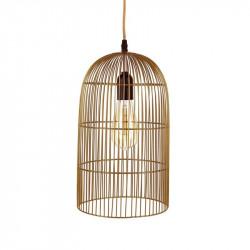 Grossiste suspension cage haute filaire en cuivre