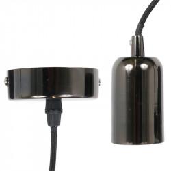 Grossiste suspension noire avec câble noir