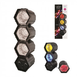 Grossiste lampe disco 3 spots
