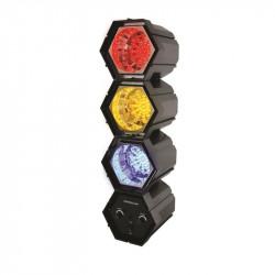 Grossiste lampe disco 3 spots