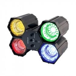 Grossiste jeu de lumière avec 4 spots
