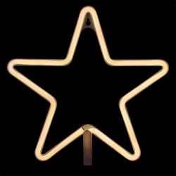 Grossiste applique en forme d'étoile à néon