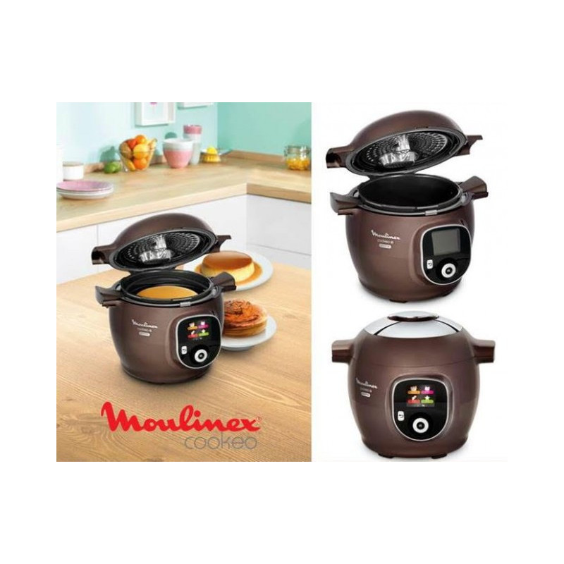 Grossiste cookeo gourmet 6L MOULINEX