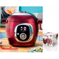 Grossiste cookeo rouge 6L MOULINEX