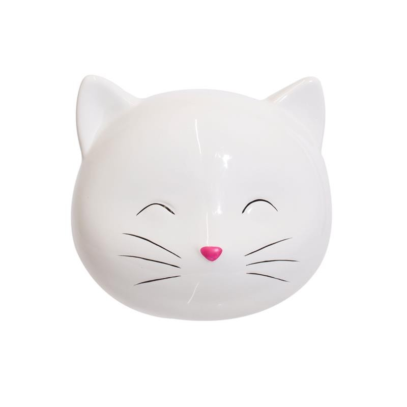 Grossiste et fournisseur. Tirelire chat blanc