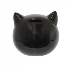 Grossiste et fournisseur. Tirelire chat noir