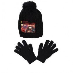 Grossiste ensemble bonnet et gants en laine cars disney