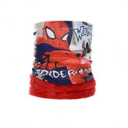 Grossiste snood réversible spiderman assortiment 5