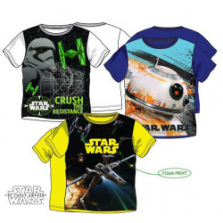 Grossiste t-shirt manches courtes star wars