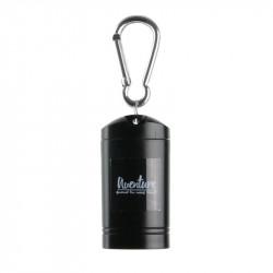 Grossiste lampe torche magnet noire