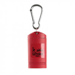 Grossiste lampe torche magnet rouge