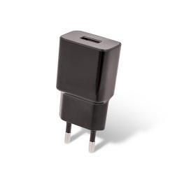 Grossiste chargeur mural usb maxlife mxtc-01 + câble charge rapide 2.1a noir micro-usb 1m