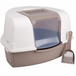 Litter box - taupe color