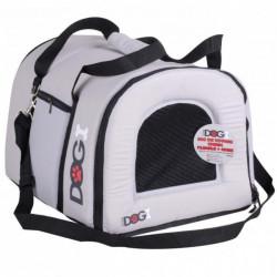 Soft dog travel carrier