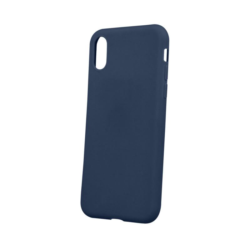 Grossiste coque bleu foncé mat tpu pour iphone 7 plus/ iphone 8 plus