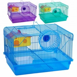 """Hamster cage -  15x10x10"""""""