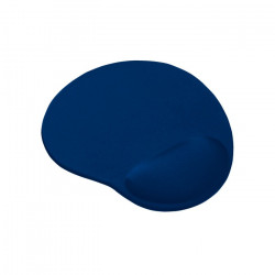 Grossiste tapis de souris bleu avec support bigfoot