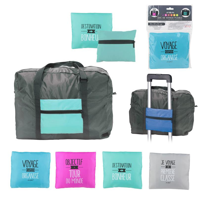 Grossiste sac de voyage pliable