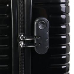 Grossiste valise cabine noire Berlin 35L