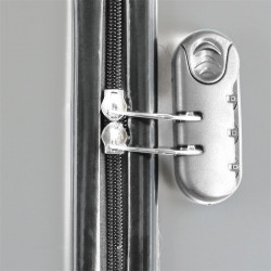 Grossiste valise grise New-York x3 (40L - 65L - 100L)