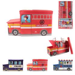 Grossiste coffre de rangement bus