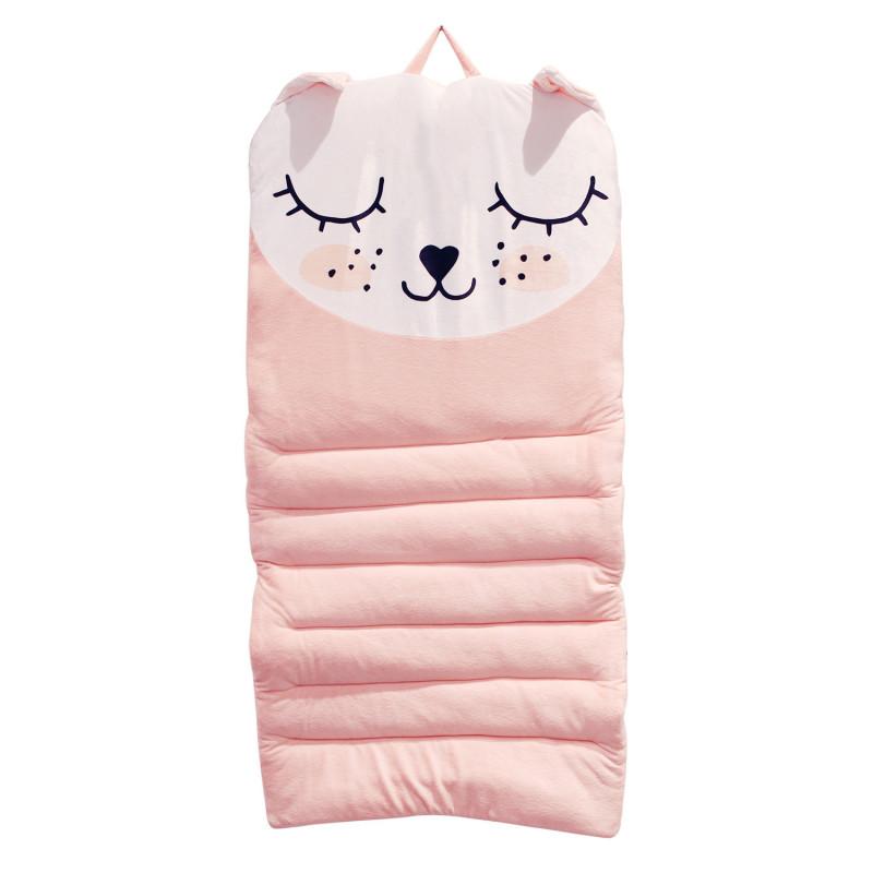 Grossiste tapis de sieste avec illustration chat