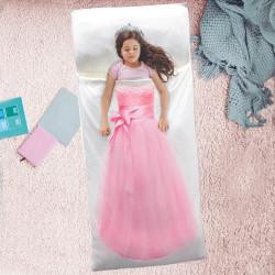 Grossiste sac de nuit pour enfant - Princesse