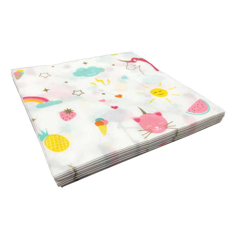 Grossiste serviette en papier spécial anniversaire x20