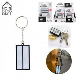 Grossiste et fournisseur. Porte-clés boîte lumineuse avec 75 lettres
