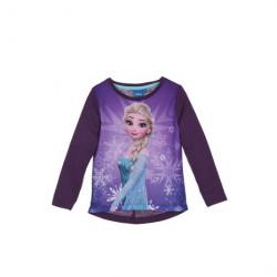 Grossiste t-shirt manches longues fille reine des neiges assortiment 1