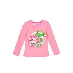 Grossiste t-shirt manches longues fille super wings