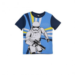 Grossiste t-shirt manches courtes star wars assortiment 4
