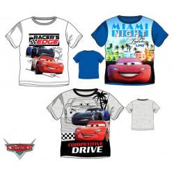 Grossiste t-shirt manches courtes cars 3 disney assortiment 2