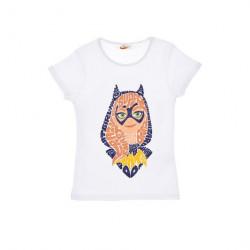 Grossiste t-shirt manches courtes dc super heros girls