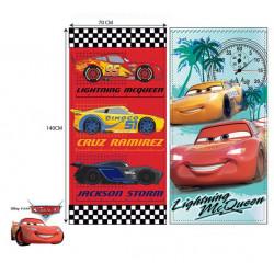 Serviette de plage Cars...