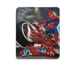Grossiste plaid polaire spiderman assortiment 5