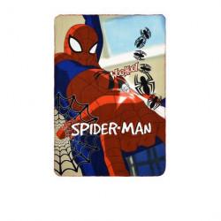 Grossiste plaid polaire spiderman assortiment 4