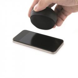 Grossiste et fournisseur. Balle nettoyante 2 en 1 pour écran tactile noir