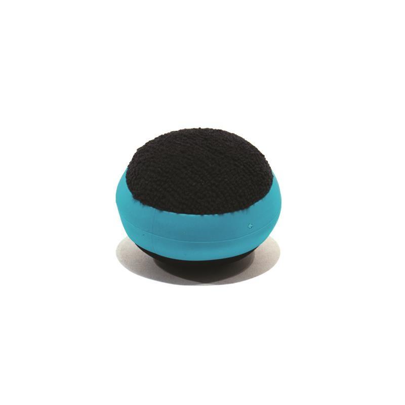Grossiste et fournisseur. Balle nettoyante 2 en 1 pour écran tactile turquoise