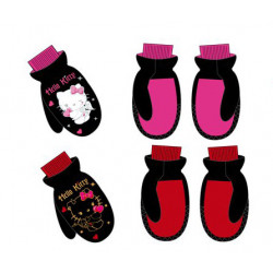 Grossiste moufles de ski hello kitty
