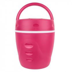 Grossiste et fournisseur. Lunchbox chaud et froid avec sa cuillère rouge