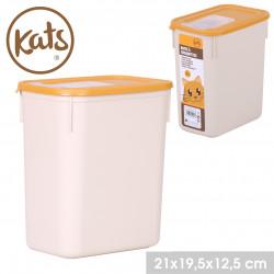 Grossiste boîte à croquettes pour chat - 3L