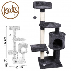 Arbre à chat - 40x40x112cm