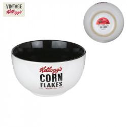 Grossiste et fournisseur.  Bol à céréales Kellogg's Corn Flakes.