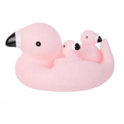 Grossiste famille Jeu de bain en forme de flamant rose